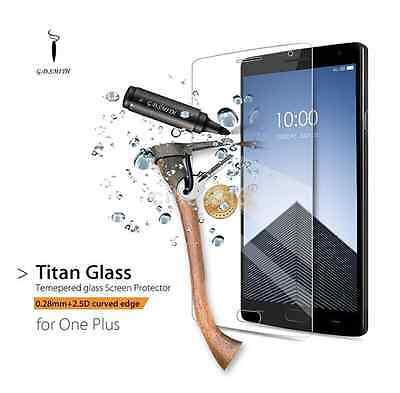 9H Premium Ultra Thin Tempered Glass Screen Protector Film For Oneplus 3 2 X