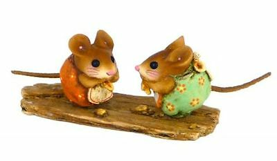 """Wee Forest Folk """"Nibble-Double"""" NM-2"""