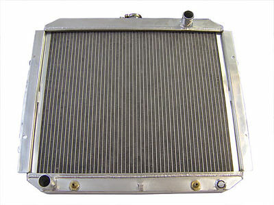 Holden Rodeo Tf Petrol 2.6L 4Cyl At/mt 88-02 Full Alloy Radiator, 2 Row