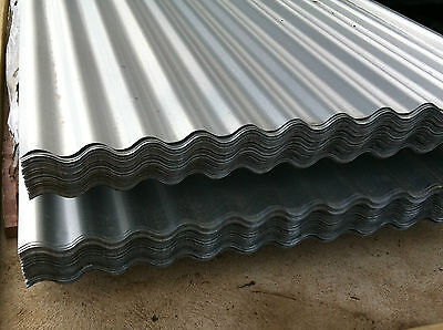 Zincalume roofing sheets NEW seconds