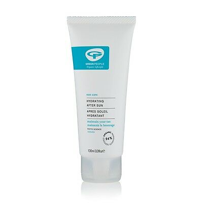Green People Hydrating After Sun Travel Size 100ml Eeczema and Psoriasis
