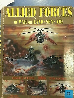 Allied Forces Game