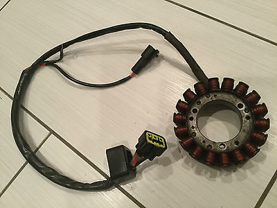 2006 Yamaha 60Hp Stator Assy 6C5-81410-00-00 4-Stroke 50Hp-70Hp 2005-Later