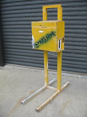 Commercial Temporary Power Board 1, Electrical, Freestanding Unit