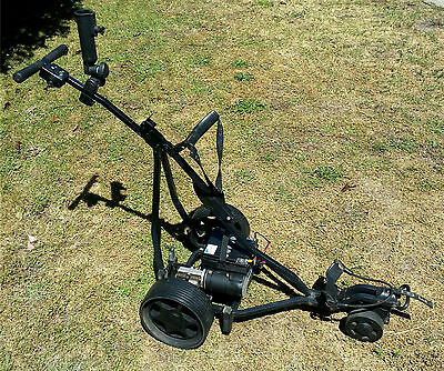 Electric Golf Buggy & brand new battery