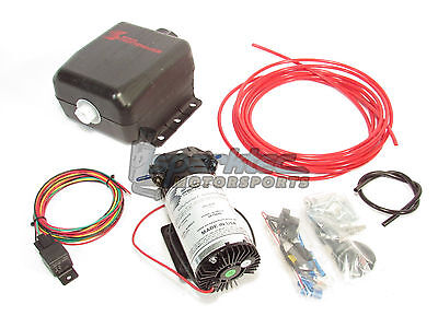 Snow Stage 1 Boost Cooler Water-Methanol Injection Kit for Forced Induction Cars