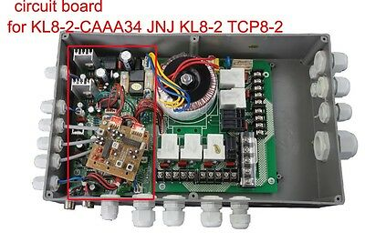 ETHINK HOT TUB SPA CONTROL PACK - Main Circuit Board for KL8-2-CAAA34 JNJ KL8-2