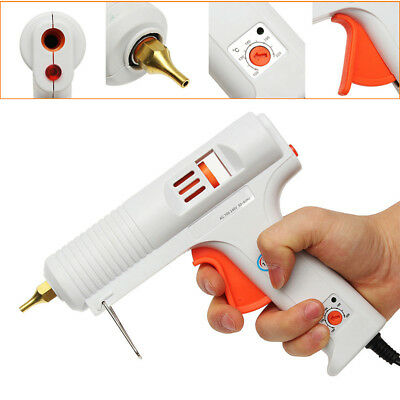 100W Adjustable Temperature Electric Hot Melt Glue Gun For 11mm Adhesive Sticks