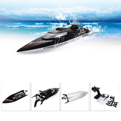 FeiLun FT012 RC Racing Boat Toy 2.4G 4CH Brushless 45km/h Remote Control Gifts