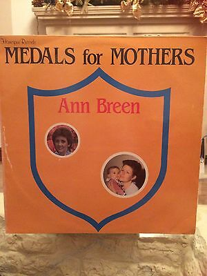 """Ann Breen """"medals For Mothers"""" Lp"""