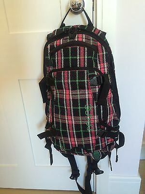 Dakine Heli Pack Rucksack Backpack Unisex Mint Condition