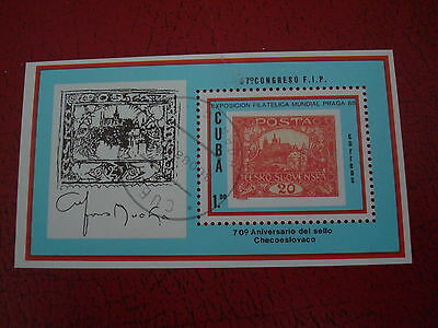 Central America - 1988 F.i.p. - Minisheet - Unmounted Used - Ex Condition