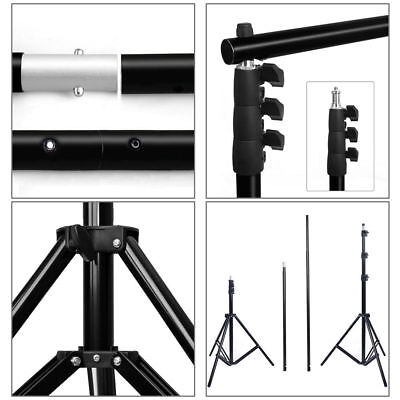 2.8x3m Photography Studio Background Support Backdrop Stand  for Photo Light