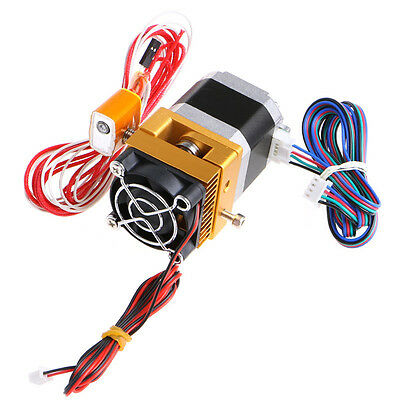 MK8 Extruder Kit for Prusa i3 Extrusion Head Extruder Makerbot 3D Printer Part