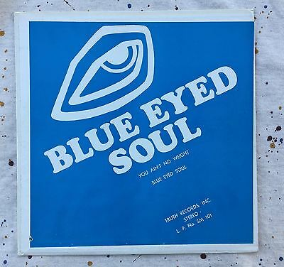 BLUE EYED SOUL Private Acid Archives Lounge Psych Rare LP