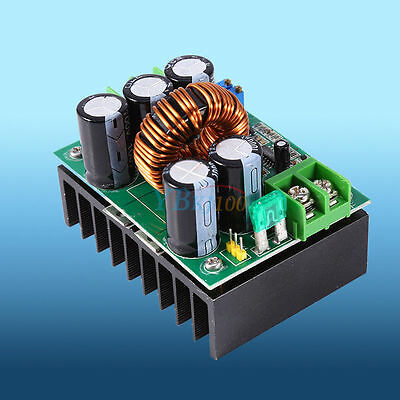 1200W DC-DC Boost Step-up Power Supply Wandler Modul Contant Voltage Current