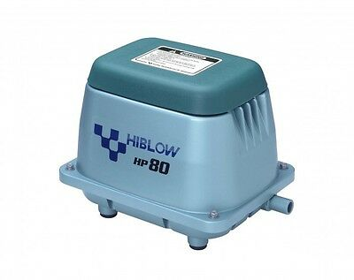 HP80 HIBlow Air Pump/Blower Ideal for Wastewater Systems Hi Blow HP80