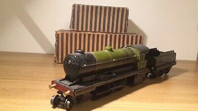 Bowman O Gauge Steam Loco Collectable Train Model 234 Tender 250 Boxed - Vintage