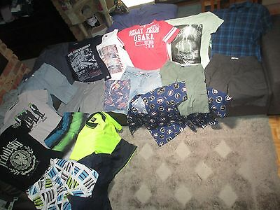 Bulk Lot Men's sz 32/Small summer clothes Ocean & Earth/Travisty/Holden/King Gee