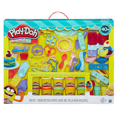 Play-Doh 40 Pieces Delightful Desserts from Hasbro