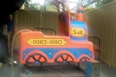coin operated kids ride