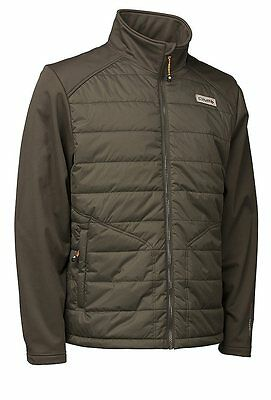 Chub NEW Carp Fishing Vantage Green Hybrid Insulated Jacket *All Sizes*