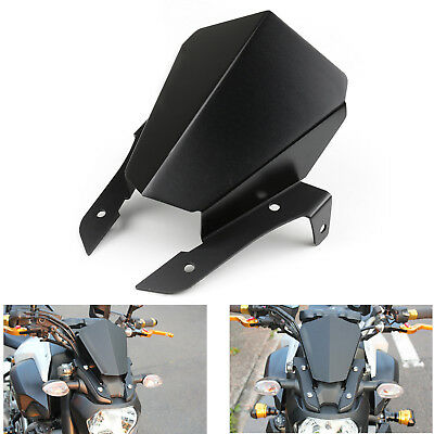 Upper Headlight Top Mount Cover Panel Fairing For Yamaha MT-07 FZ-07 14-16 B AU