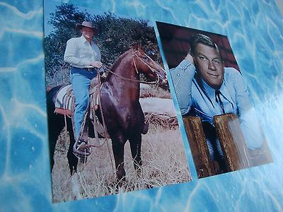 Peter Graves / Fury von der Broken Wheel Ranch (2 Fotos 10x15cm)