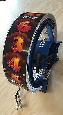 BARCREST MPU5 FRUIT MACHINE FEATURE REEL - FULLY WORKING - TOP DOG Star Wars Etc