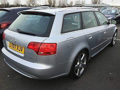2007 Audi A4 S-Line Avant, 1 F/owner,stunning Car, Very Indeed! 9 Stamps,cambelt
