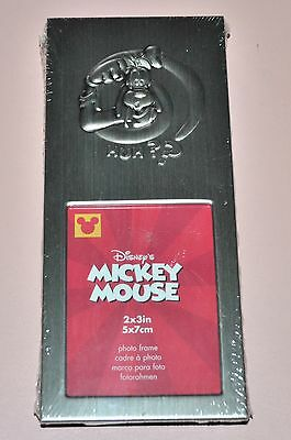 NEW SEALED Disney Goofy HUH?? Silvertone Metal Picture Photo Collectible Frame