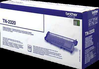 Brother Toner Originale Tn - 2320 Dcp-L2500D