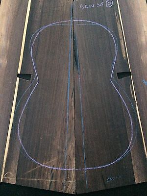 Superb 200 Years Old Brazilian Rosewood Set#3 Classical / Om Guitar