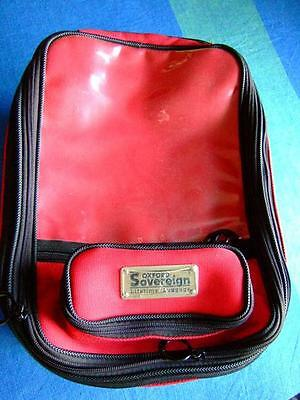 Oxford Sovereign Magnetic Motorcycle Tank Bag