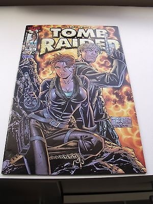 Top Cow Comics Lara Croft Tomb Raider 2000 Vol 1 Issue 4