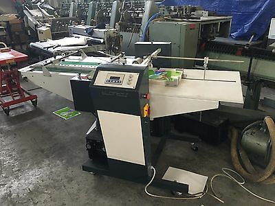 """Used Marchetti Pile sheet paper Feeder 20"""" x 28"""""""