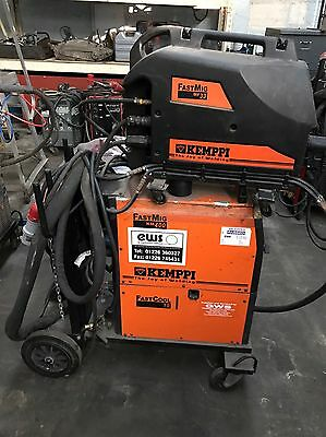 Kempi Km 400 Water Cooled Welder