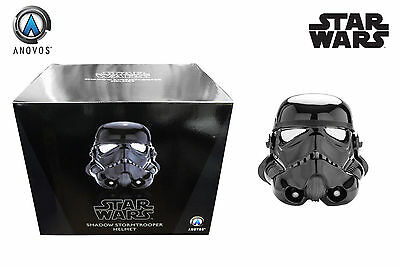 Star Wars A New Hope 1:1 Scale Imperial Shadow Stormtrooper Helmet ANH Anovos