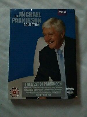 The Michael Parkinson Collection/Best Of (2-Disc DVD) New & Sealed
