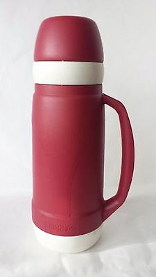 1 Liter Thermos Model 36-100 Red