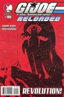 GI Joe: Reloaded (Vol 1) #  11 Near Mint (NM) Devils Due Publishing MODERN AGE C