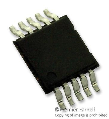 IC's - Amplifiers - AMP CLASS D 1.3W SMD 4667 MSOP10