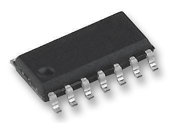 IC's - Amplifiers - AMP DIFF VIDEO SMD SOIC14 733