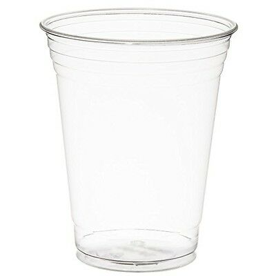 SOLO Cup Company SOLO Cup Company Plastic Party Cold Cups, 16-Ounce, Clear, 50-P