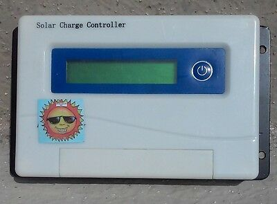Controller, Solar, 40 Amp Battery Charge, 12,24 Volt, Free Shipping From Sdiy