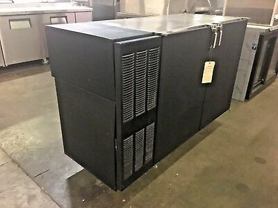 Glastender - Bb60-L6 Commercial-Back-Bar-Storage-Cooler  #11003