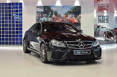 Mercedes-Benz C63 AMG 6.3 7-MCT 2011MY AMG Black Series