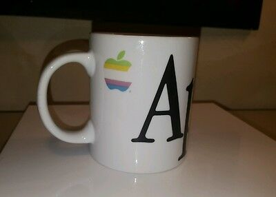 Vintage  Apple Computer Coffee  Cup