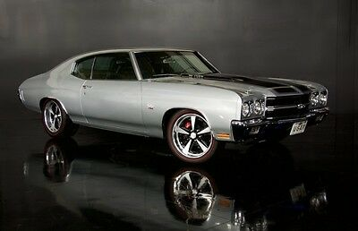 1970 Chevrolet Chevelle SS 1970 Chevelle Supercharged SS
