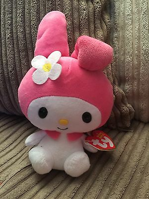 Ty My Melody Small Plush Toy